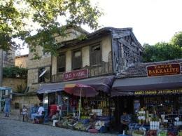 Yeşilyurt köy meydanı