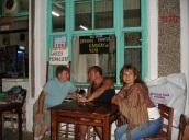 Zeytinli köyü Karatay kahvehanesi