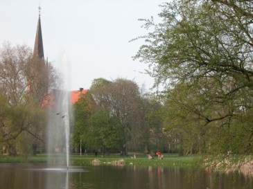 Leipzig-clara zetkin park