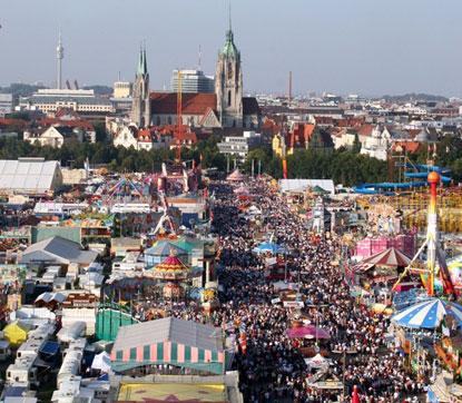 Octoberfest, Münih