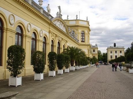 Orangerie sarayı-Kassel