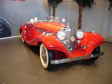 Stutgard Porsche müzesi