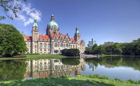 Town Hall, Hannover