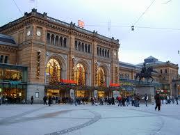Tren istasyonu, Hannover