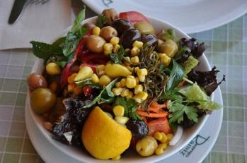 Akhisar Ramiz' de salata