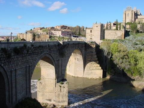 Alcantara Köprüsü, Toledo
