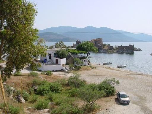 Bafa Gölü, Kapıkırı