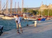 Bodrum limanı