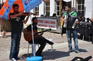 Yavaş şehirin müzisyenleri