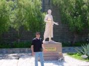 Herodot heykeli, Bodrum