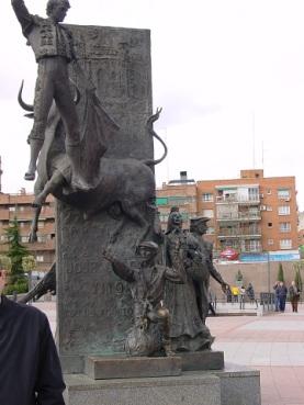 Las Ventas anıtı