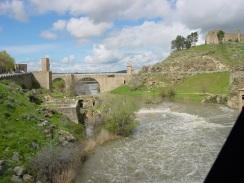 Tagus nehri, Toledo