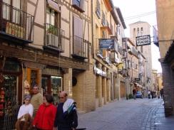 Toledo kale içi
