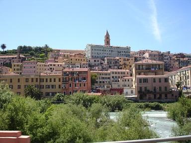 Bordighera-İtalya