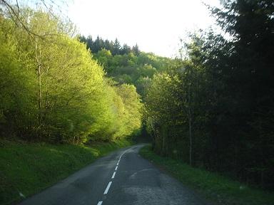 Fransa yolları