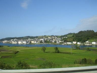 Galicia kıyıları
