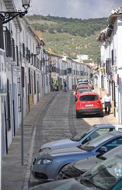 Alcazaba sokakları