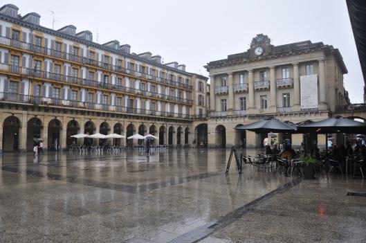Anayasa Meydanı, San Sebastian