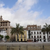 Antequera şehir içi