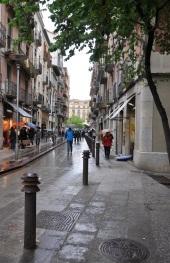Girona sokakları