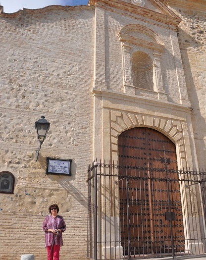 Iglesia de Santa Maria kilisesi-Antiquera