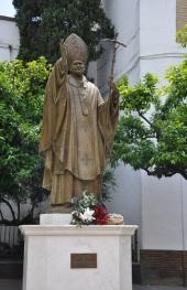 Papa J.Pablo 2 heykeli