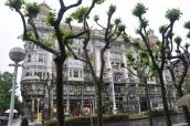 San Sebastian'ın güzel binaları
