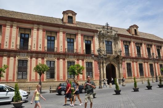 San Telmo Sarayı