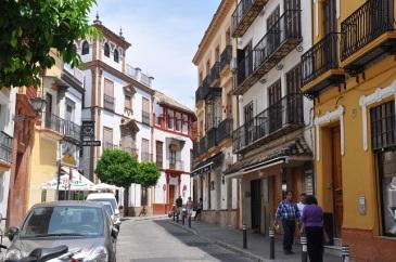 Sevilla sokakları