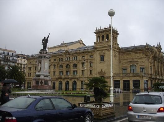 Victoria Eugenia Tiyatro binası