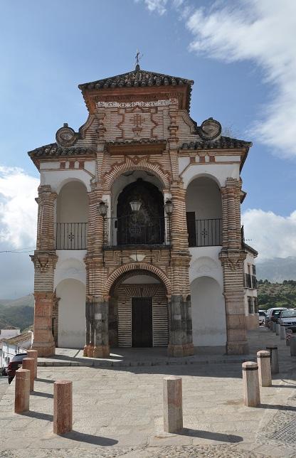 Virgin del Sorocco Şapeli, 171 yılında inşa edilmiş