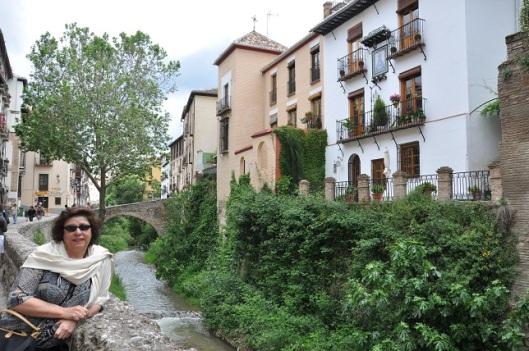 Albaicin-eski Granada