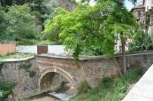 Albaicin'de eski köprü