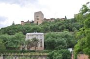 Albaicin'den Alhambra