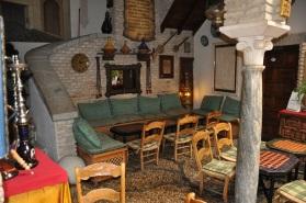 Arap tarzı kahvehane
