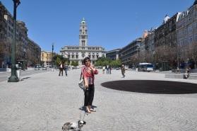 Avenida dos Aliados-Porto