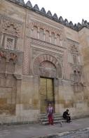 Büyük Cami dış kapılarından bir başkası