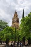 Cordoba Katedrali çan kulesi