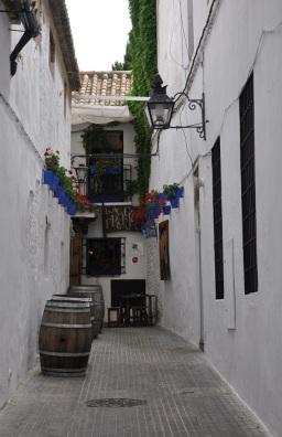 Cordoba'da Cafe