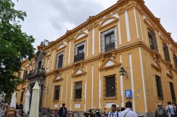 Cordoba'nın tarihi binaları