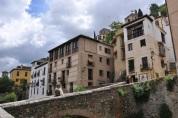 Eski Granada evleri