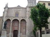 Eski Granada'da bir kilise