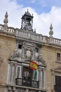 Müze cephesi