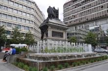Plaza Isabel la Catolica