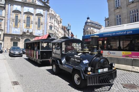 Porto şehir treni