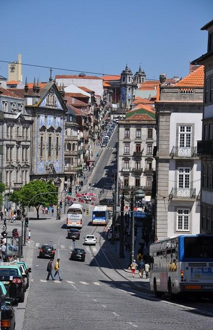 Porto caddeleri