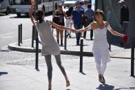 Porto'lu dansçılar