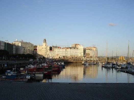A Coruna Limanı