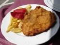 Asturias tavuk şnitzeli