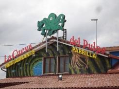 La Cueva del Pulpo lokantası